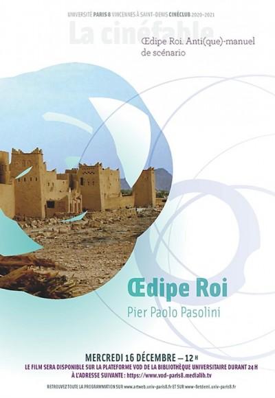 CINE-CLUB MERCREDI 16.12 : Oedipe Roi